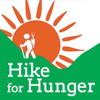 Hike for Hunger logo