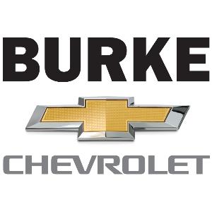 Burke Chevrolet logo